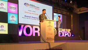 Kunal Kapoor World Startup Expo Bangalore