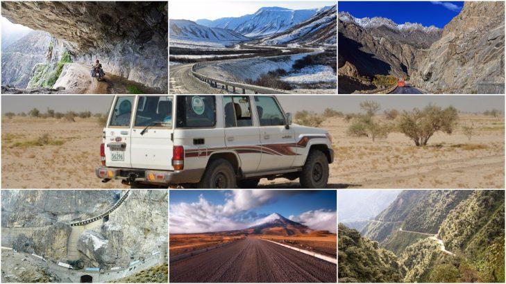 WORLD'S MOST DANGEROUS ROADS – Part-2