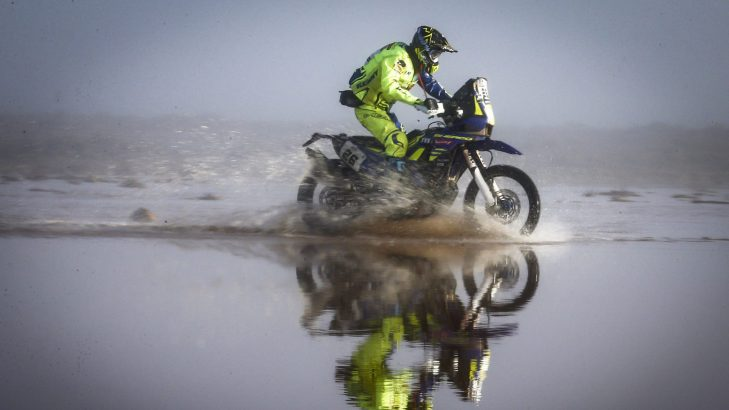 Dakar Rally Update Day 9: Stage 8 – Sherco TVS Factory Rally Team's Pedrero Gains 5th Position