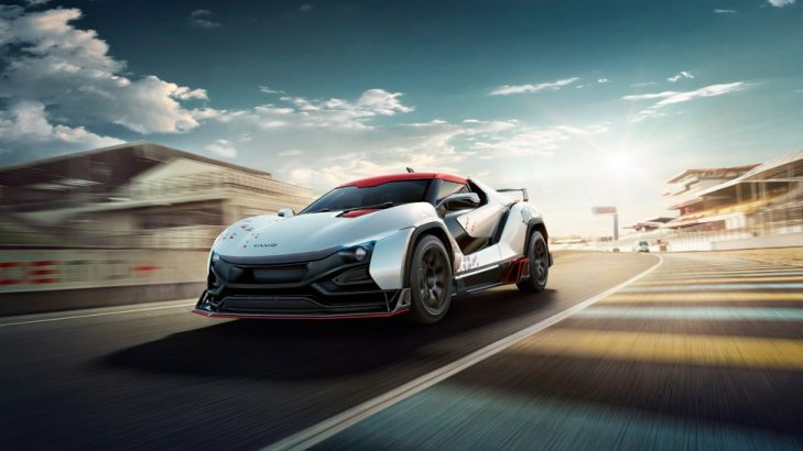 Tata Motors Concept Car TAMO Racemo Unveiled – Geneva Motor Show 2017