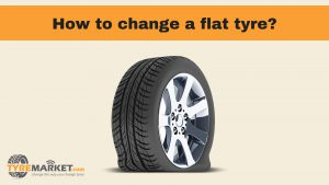 How to change a flat tyre
