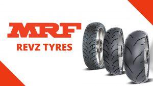 MRF Revz Tyres
