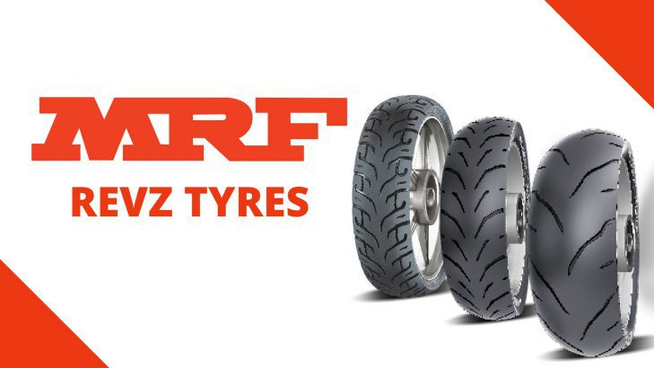 MRF Revz Tyre: An Ultimate Performance Tyre For 150cc And Above