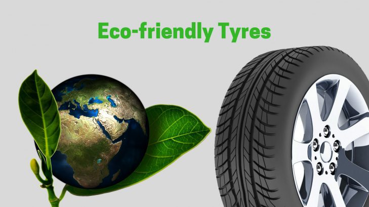 Green Tyres – The Tyre Makers' Environment-Friendly Initiative