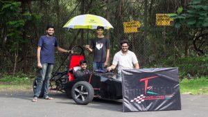 SUPRA SAE India Student Formula 2017