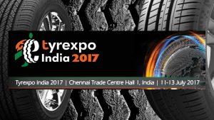Tyre expo India 2017