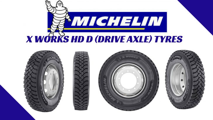 Michelin X Works Hd Radial Tyre For Construction Sector Launched
