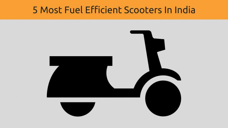 5 Most Fuel Efficient Scooters In India