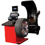 Wheel Balancing Alloy Wheel Per Tyre