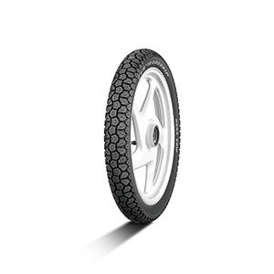 TVS ATT 1085 DURAGRIP 3.00 17 Requires Tube 50 P Front/Rear Two-Wheeler Tyre