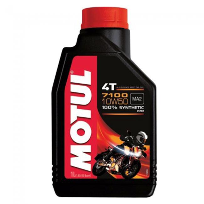 Motul 7100 4T 10w50 100 percent synthetic Estercore 4 Stroke Motor Cycle 1.5 litre Two Wheeler Engine Oils