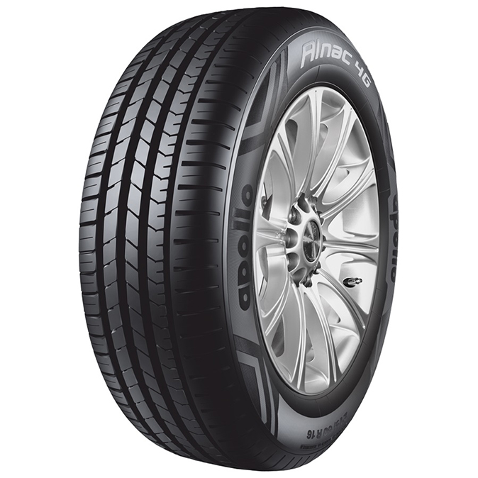 Apollo ALNAC 4G 205/60 R 16 Tubeless 92 V Car Tyre