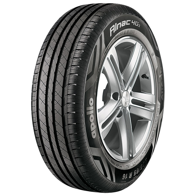 Apollo ALNAC 4G S 195/65 R 15 Tubeless 91 H Car Tyre