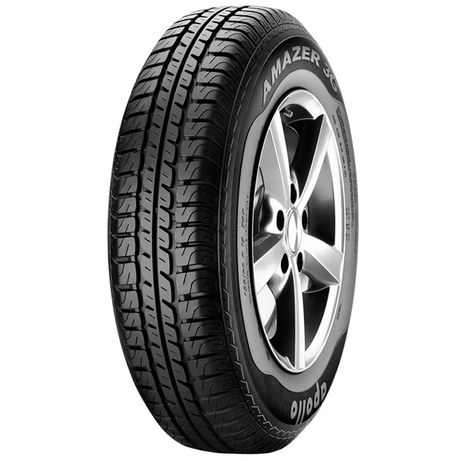 Apollo AMAZER 3G 145 R 12 LT Tubeless 74 T Car Tyre