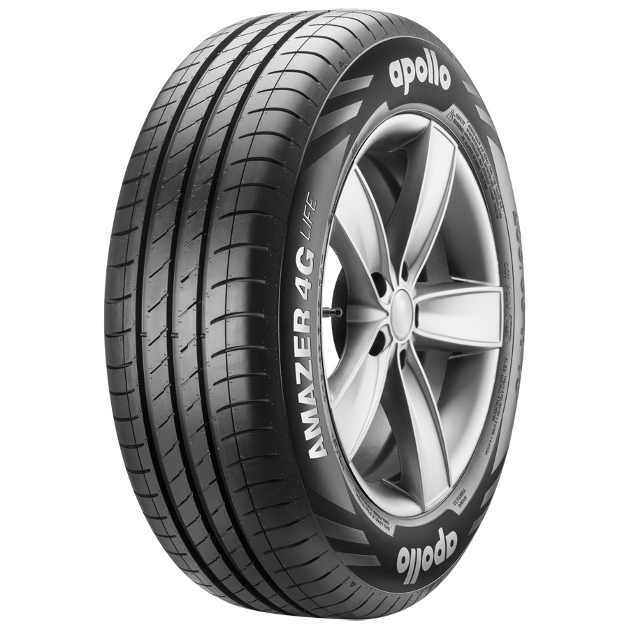 Apollo Amazer 4G Life 165/65 R 13 Requires Tube 77 T Car Tyre