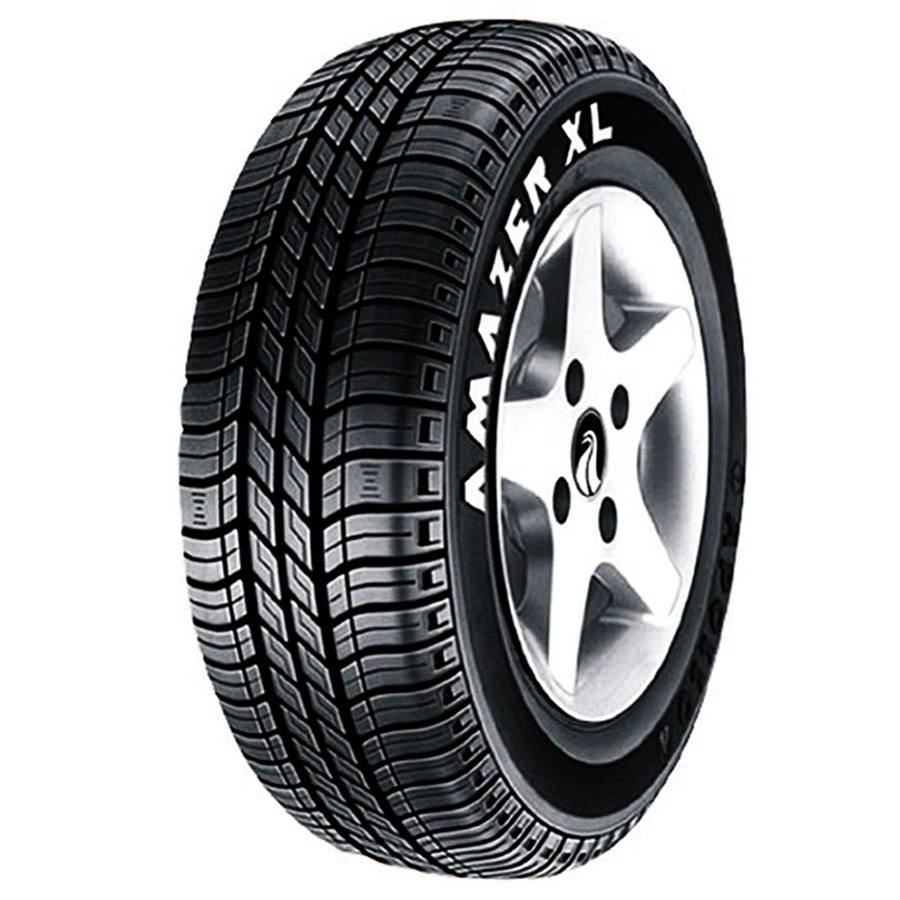 Apollo AMAZER XL 165/ R 14 Tubeless   Car Tyre