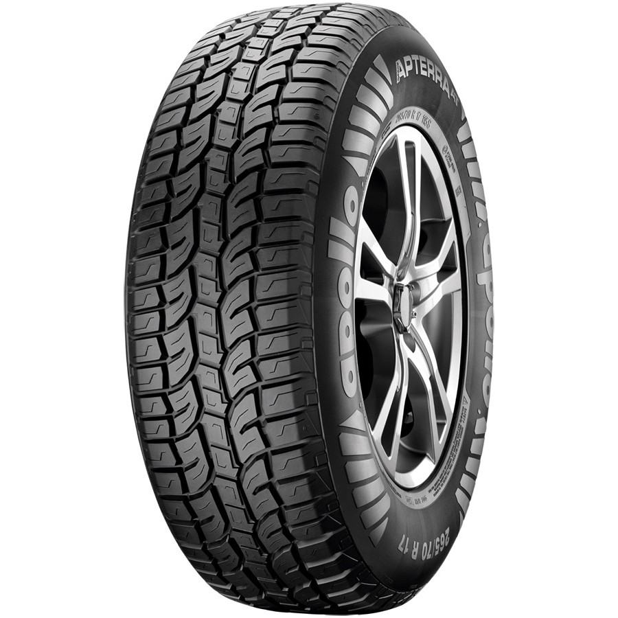 Apollo Apterra AT 225/70 R 15 Tubeless 112 S Car Tyre
