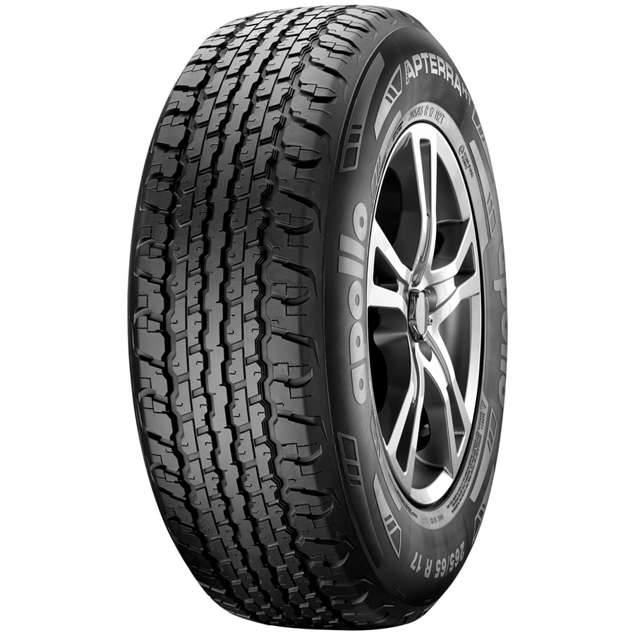 Apollo APTERRA H/T 235/70 R 16 Requires Tube 105 S Car Tyre