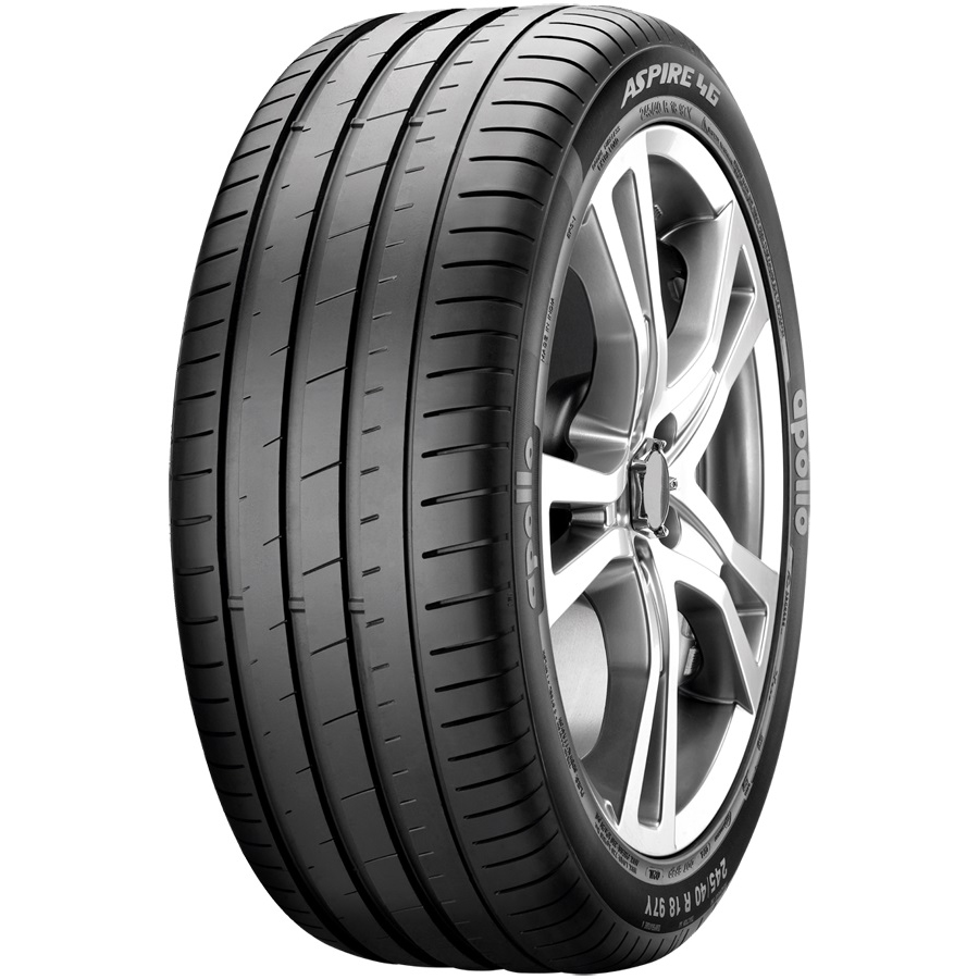 Apollo ASPIRE_4G 225/45 R 17 Tubeless 94 W Car Tyre