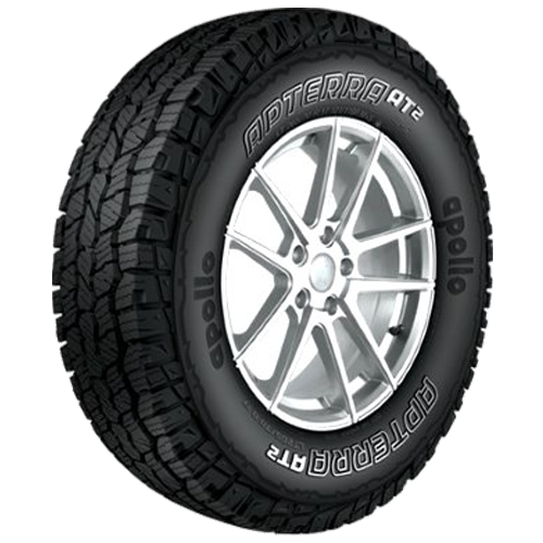 Apollo APTERRA AT2 265/70 R 17 Tubeless 115 T Car Tyre