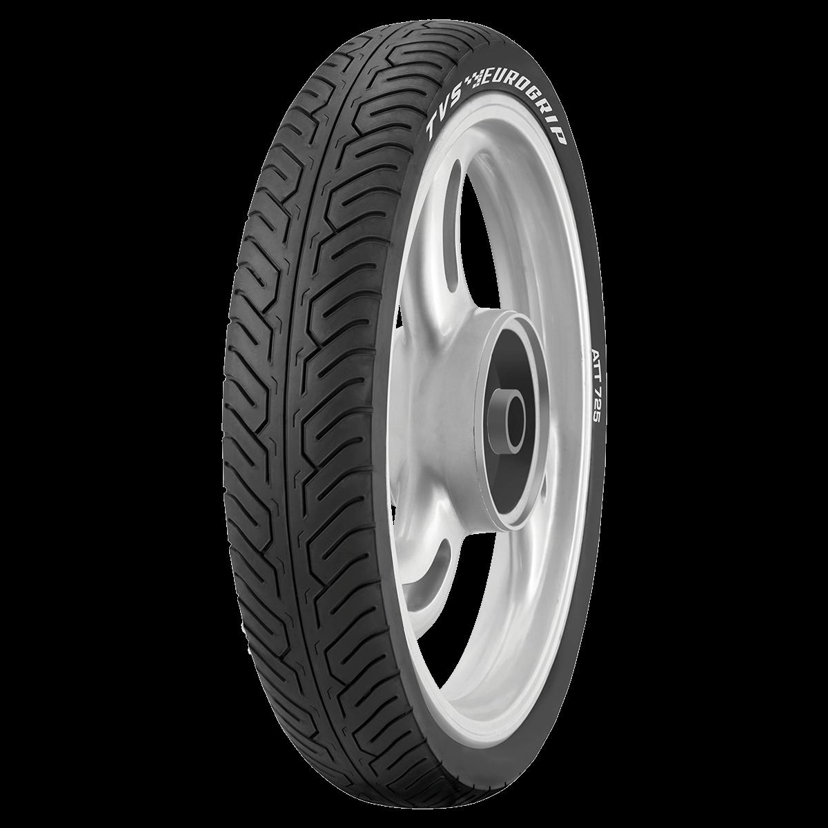 TVS ATT 725 90/90 17 Requires Tube 49 P Front Two-Wheeler Tyre