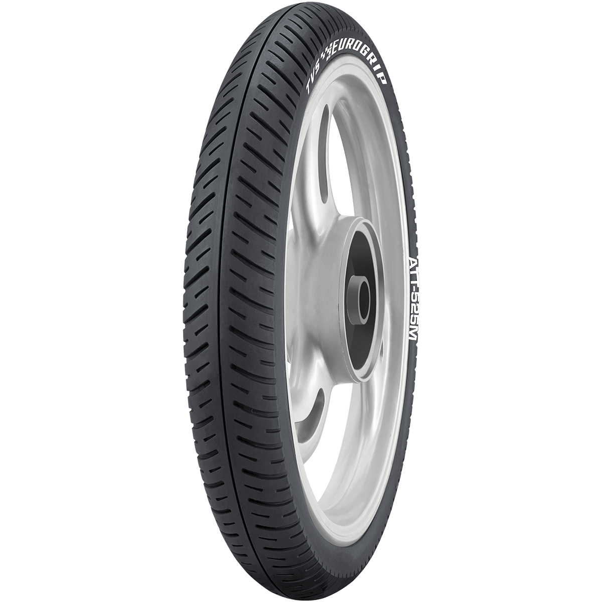 TVS ATT 525 2.75 17 Requires Tube 41 P Rear Two-Wheeler Tyre