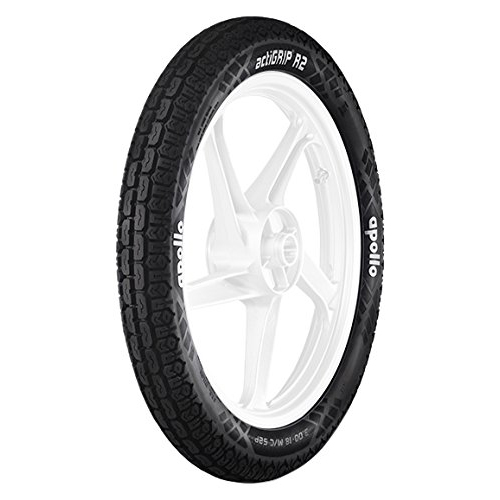 Apollo ACTIGRIP R2 3.00 17 Requires Tube Rear Two-Wheeler Tyre
