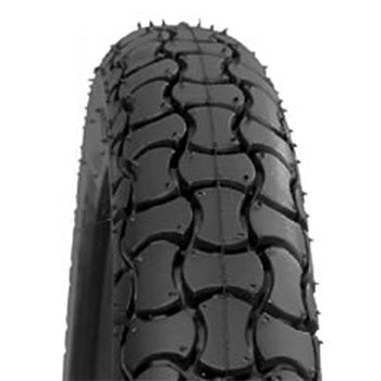 TVS ANACONDA DUAL TREAD 2.75 18 Requires Tube  P Front/Rear Two-Wheeler Tyre