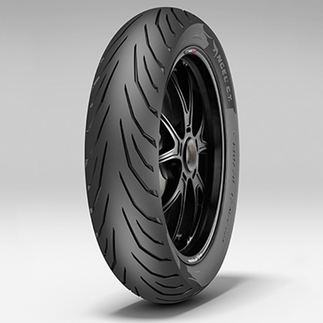 Pirelli ANGEL CITY 130/70 17 Tubeless 62 S Rear Two-Wheeler Tyre
