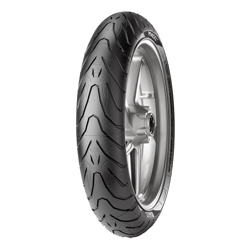 Pirelli ANGEL ST 120/70 ZR17 Tubeless 58 W Front Two-Wheeler Tyre