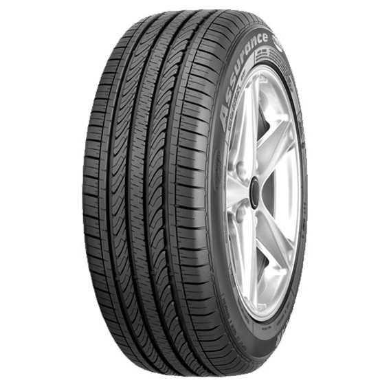 Goodyear ASSURANCE TRIPLE MAXX 195/60 R 14 Tubeless 88 T Car Tyre