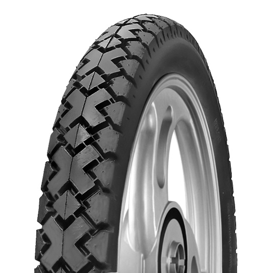 Ralco BLACK BULL 3.25 19 Requires Tube Rear Two-Wheeler Tyre