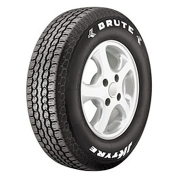 JK BRUTE 4X4 235/75 R 15 Requires Tube 105 S Car Tyre