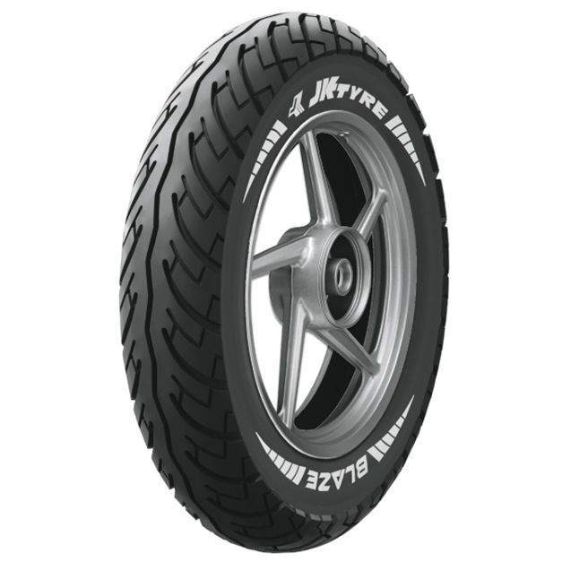 JK BLAZE BA21 90/90 12 Tubeless Front/Rear Two-Wheeler Tyre