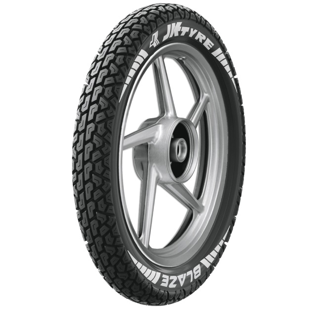 JK BLAZE BR11 3.00 17 Tubeless Rear Two-Wheeler Tyre