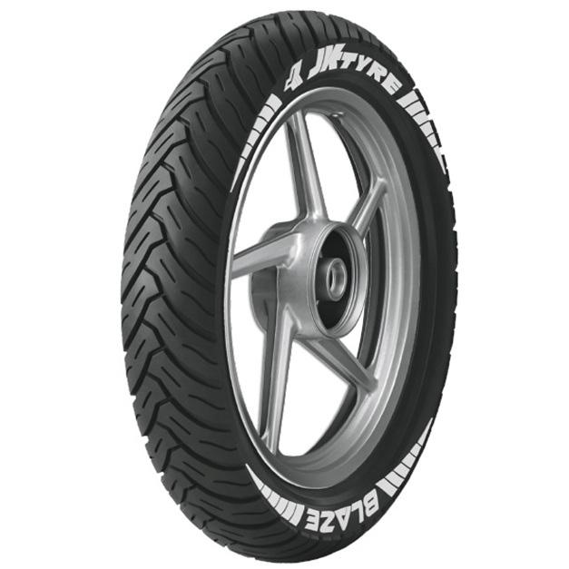 JK BLAZE BR31 100/90 17 Tubeless Front/Rear Two-Wheeler Tyre