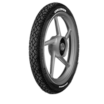 JK CHALLENGER R42 2.75 18 Requires Tube 48 P Rear Two-Wheeler Tyre