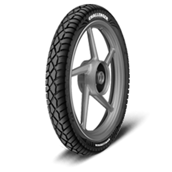 JK CHALLENGER R43 100/90 18  Tubeless 48 P Rear Two-Wheeler Tyre