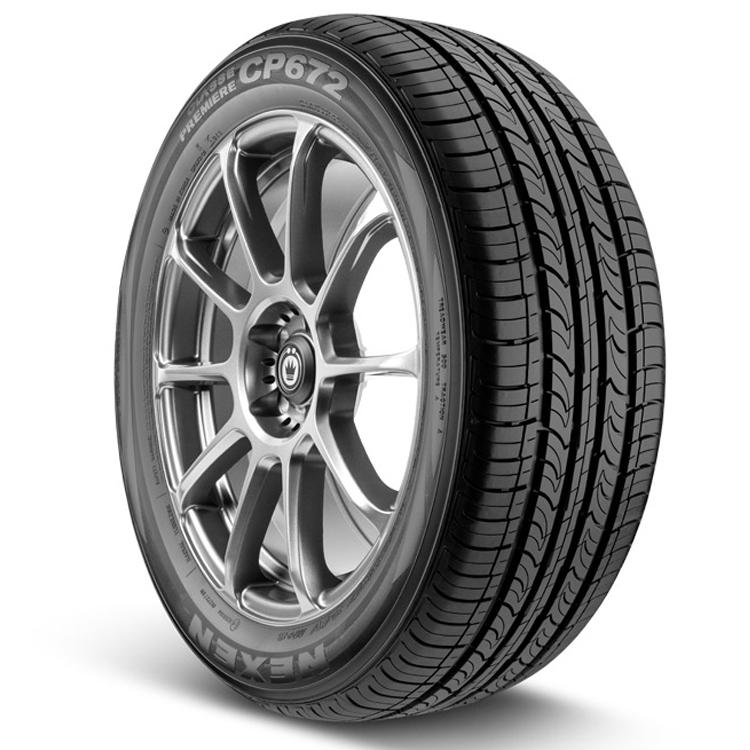Nexen CP672 185/60 R 14 Tubeless 82 H Car Tyre