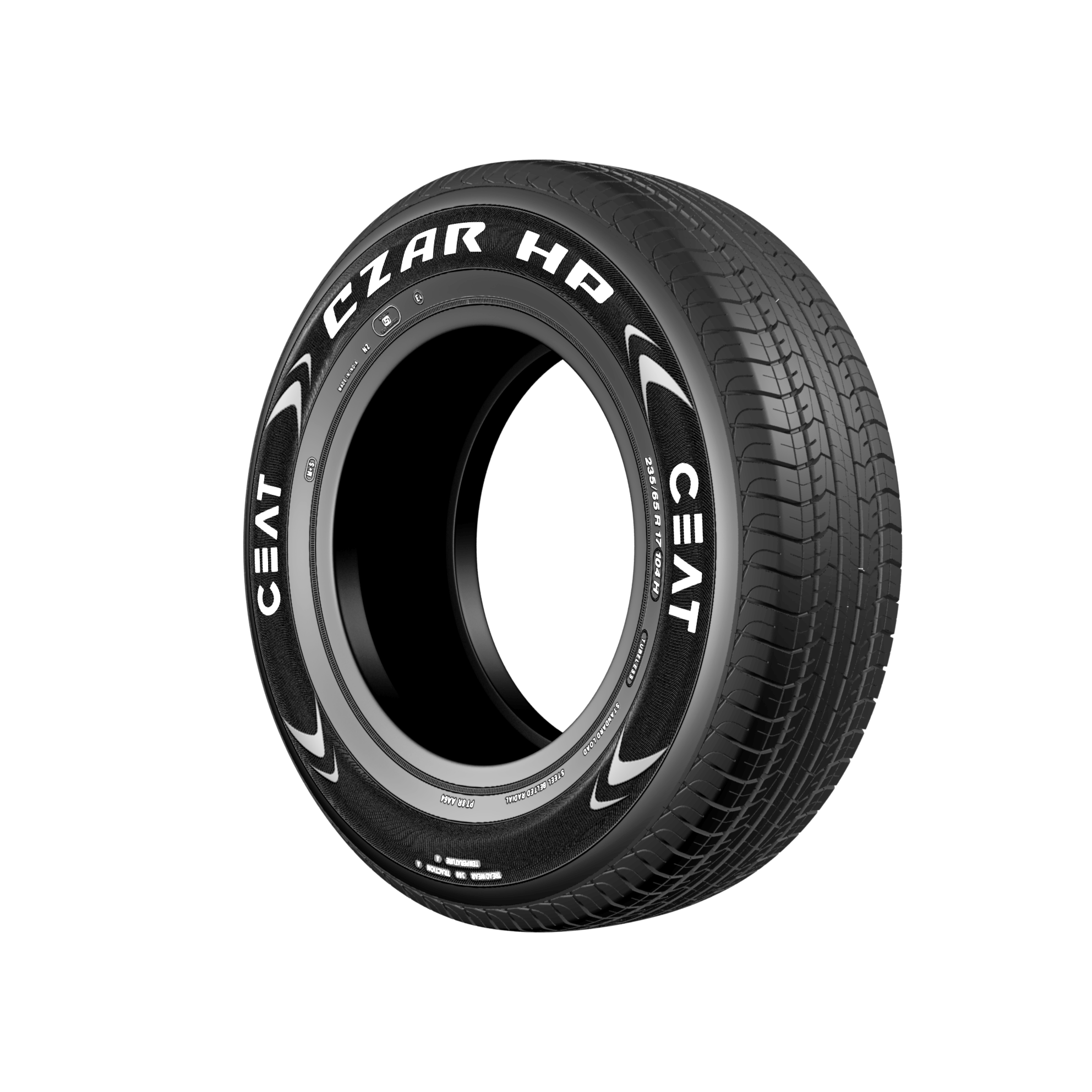 Ceat Czar HP 205/60 R 16 Tubeless 92 H Car Tyre