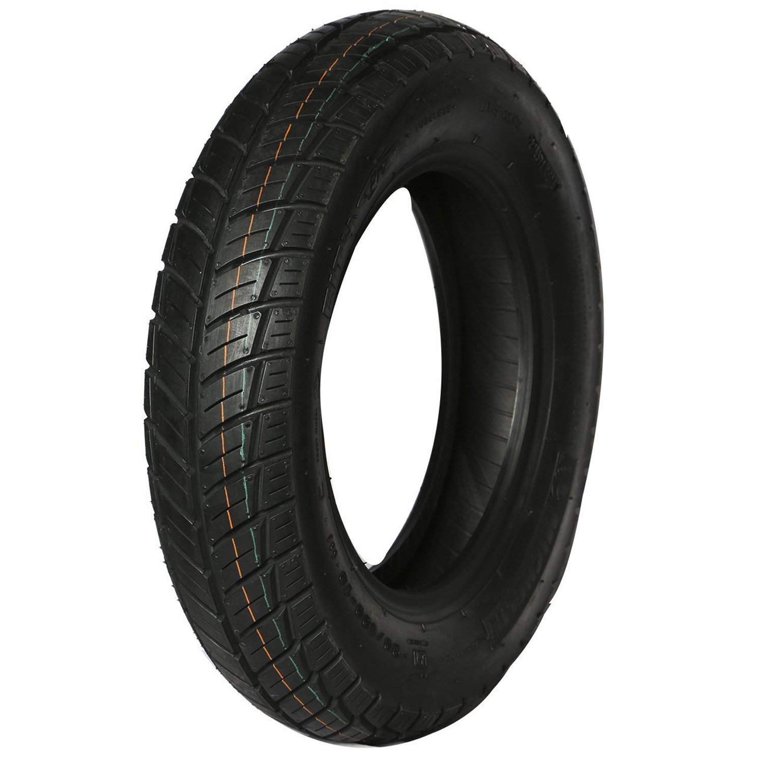 Michelin CITY PRO 90/100 10 Tubeless 53 J Front/Rear Two-Wheeler Tyre