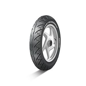 TVS CONTA 625 90/100 10  Tubeless 53 J Front Two-Wheeler Tyre
