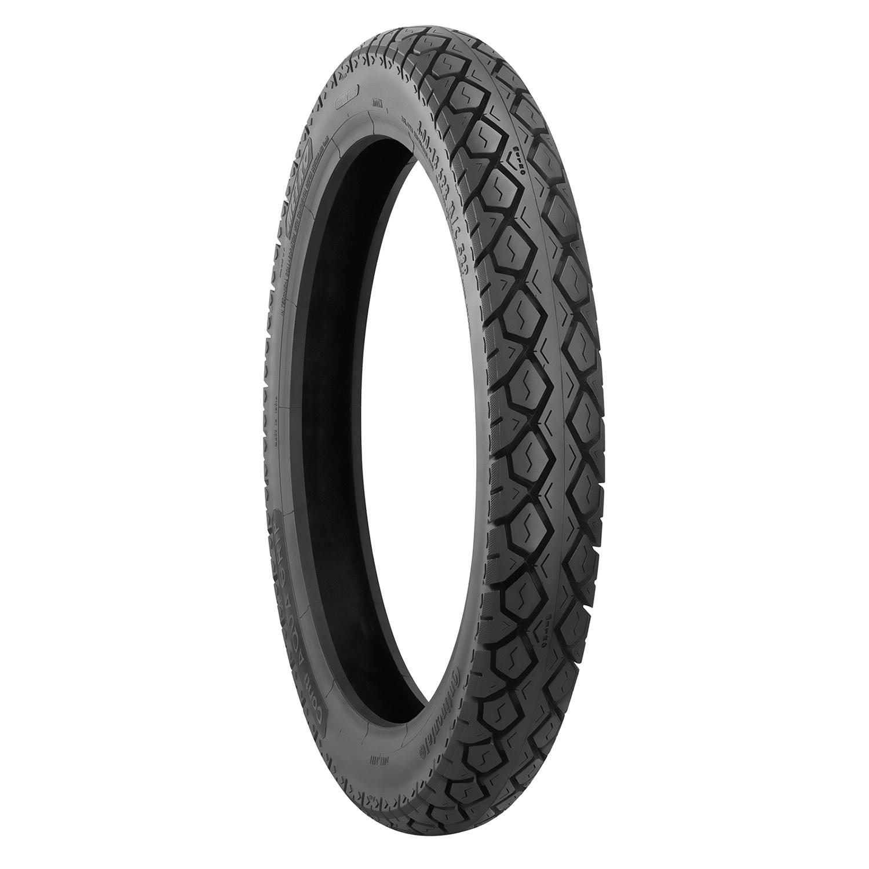 Metro CONTI AQUA GRIP 3.00 18 Requires Tube Rear Two-Wheeler Tyre