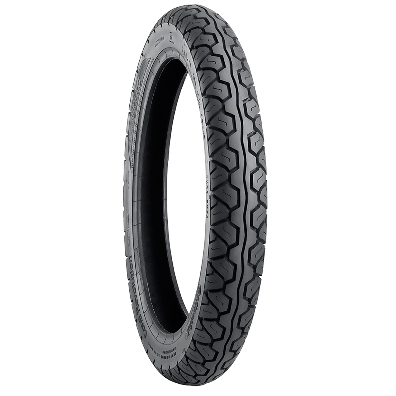 Metro CONTI REVOLUTION 3.00 17 Requires Tube Rear Two-Wheeler Tyre