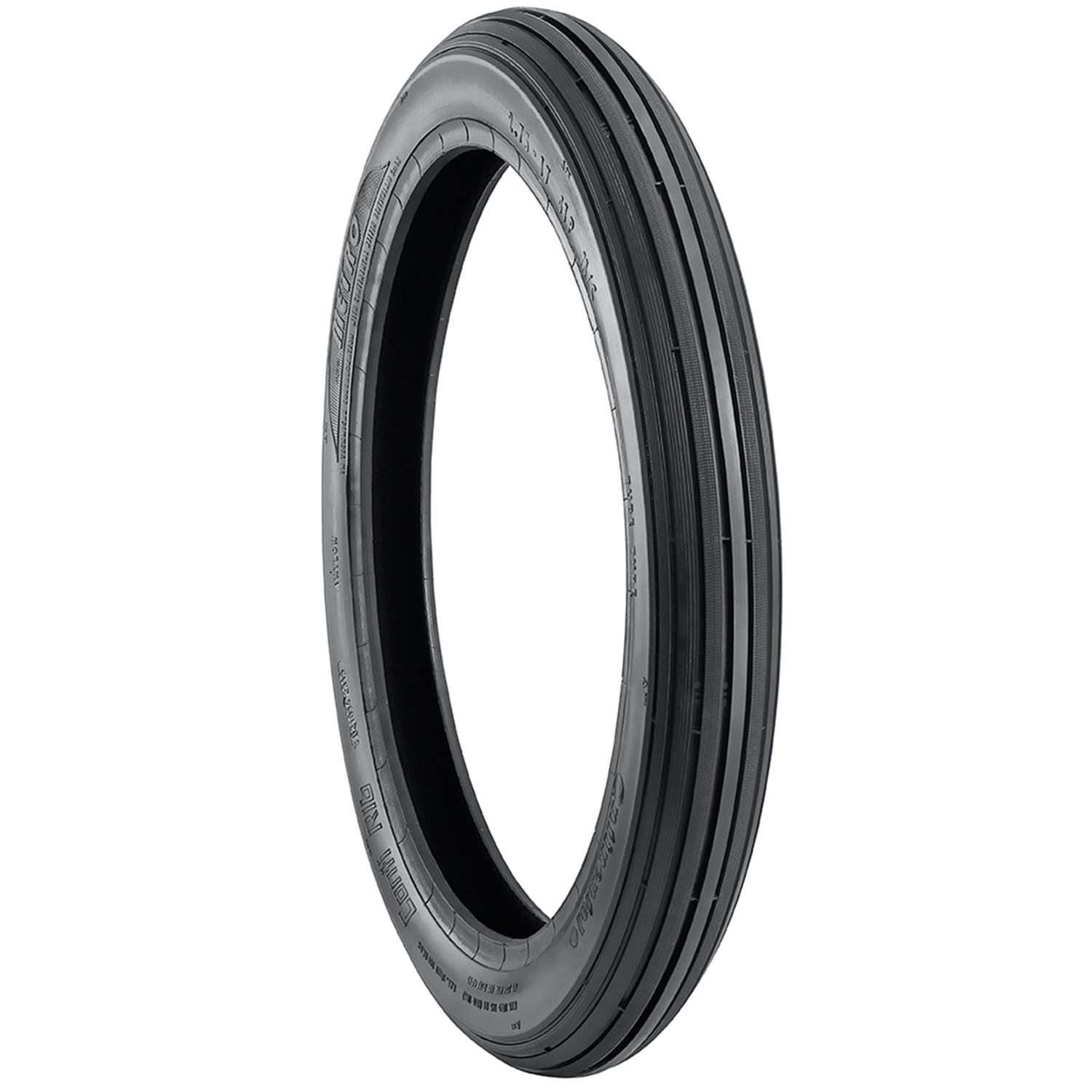 Metro CONTI RIB PLUS 2.75 17 Requires Tube Front Two-Wheeler Tyre
