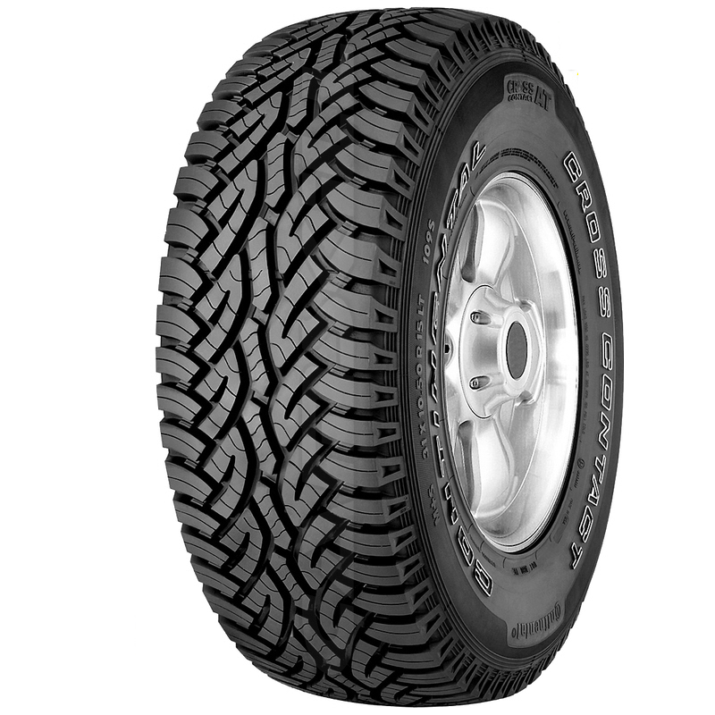 Continental CONTI CROSS CONTACT AT 255/65 R 16 Tubeless 109 T Car Tyre