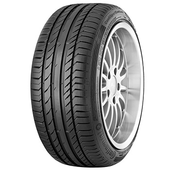 Continental ContiSportContact 5 255/45 R 18 Tubeless 99 Y Car Tyre