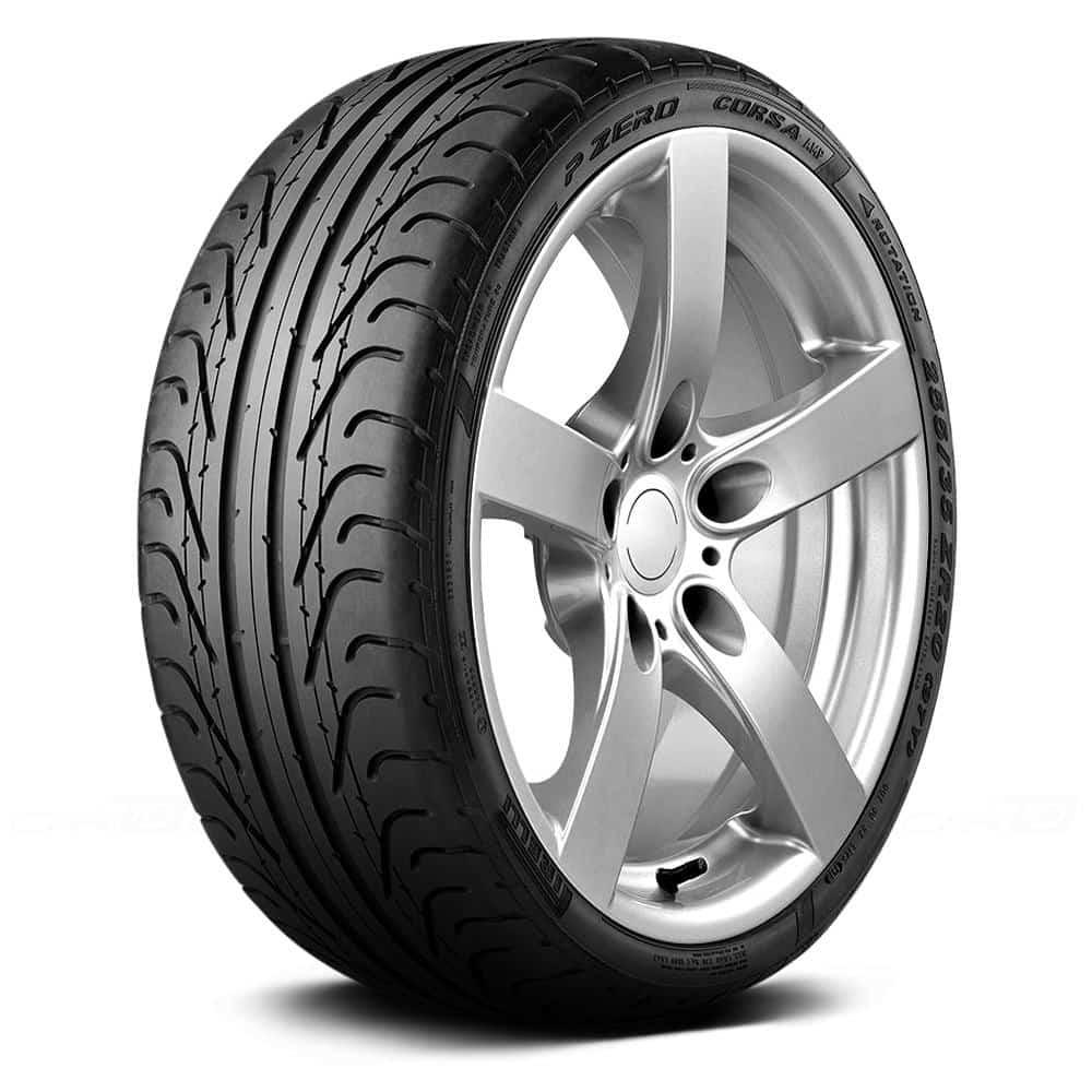 Pirelli P Zero Corsa System 255/30 R 19 Tubeless 92 Y Car Tyre