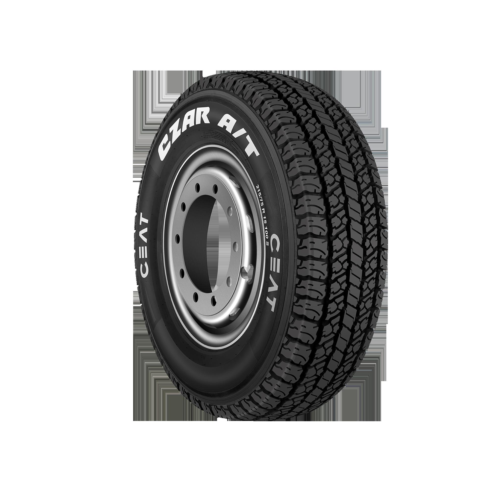 Ceat Czar A/T 265/65 R 17 Tubeless 110 S Car Tyre