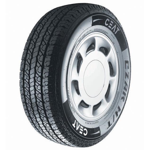 Ceat Czar H/T 215/75 R 15 Tubeless 100 S Car Tyre
